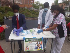 Princess Eunice Ukuwani Giveaway Foundation