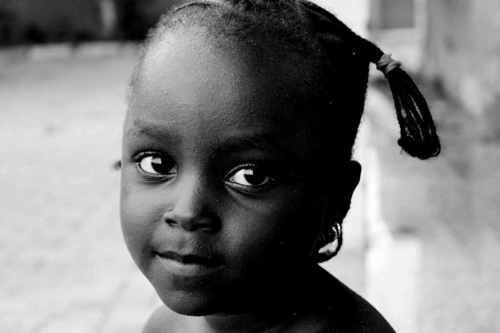 African Girl Child